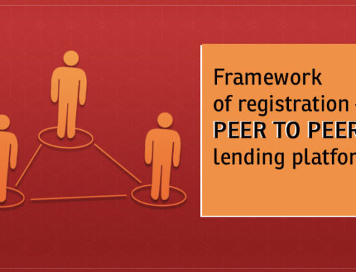 Framework of registration – Peer to Peer lending platform
