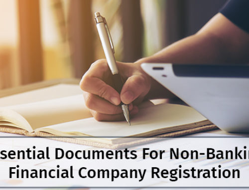 Essential Documents For Non-Banking Financial Company Registration