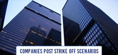 companies post strike off scenarios
