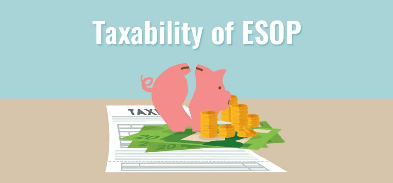 Taxability of ESOP