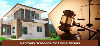 Recovery Weapons for Home Buyers