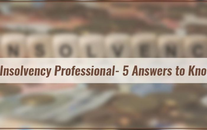 Insolvency Professional