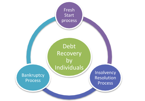 Debt Recovery Process by Individuals
